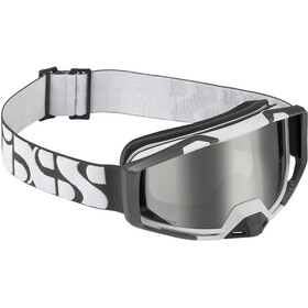 IXS Trigger Mirror Maschera, bianco/nero